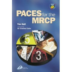 Paces for the Mrcp (MRCP Study Guides)